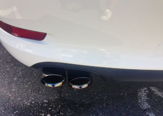 Santa Ana Exhaust Installation